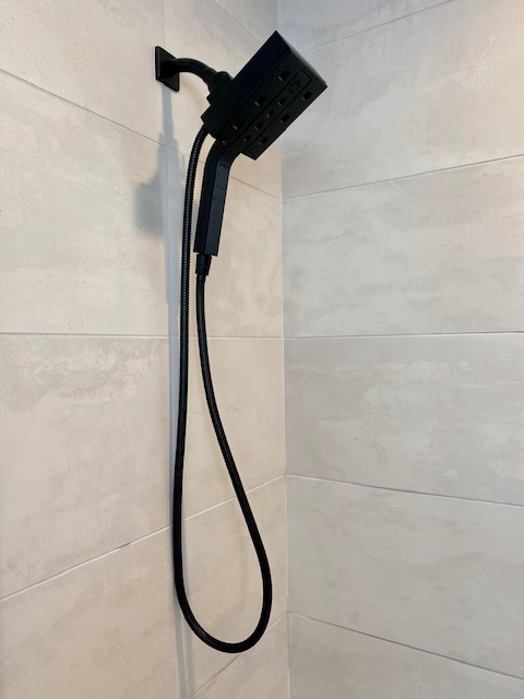 Bathroom Renovation Shower Head