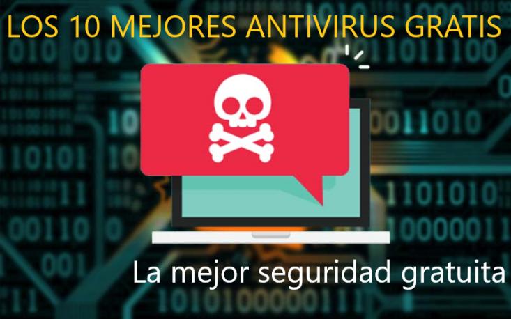 Los 10 Mejores Antivirus Gratuitos Que Podrá Encontrar en Internet