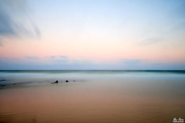 First Light at the Beach