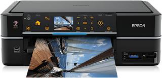 Download Epson Stylus Photo PX720WD drivers