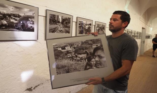 """El festival """"Visa pour l'Image"""" reivindica la libertad de prensa en el mundo"""
