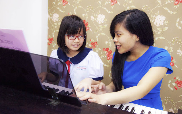 Piano course at SMS music school