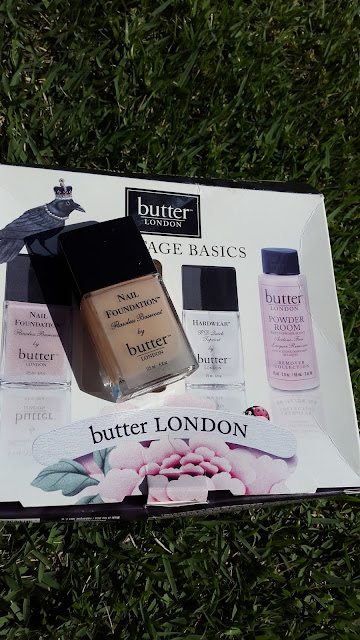 Butter London Backstage Basics www.modenmakeup.com