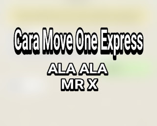 Cara move on express