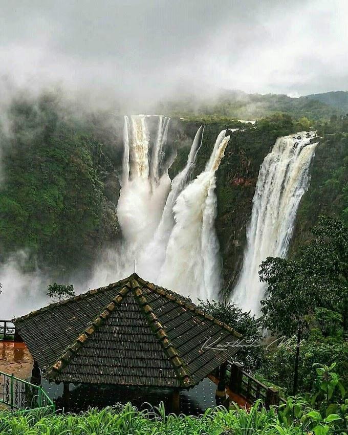 Jog Falls Shimoga Karnataka