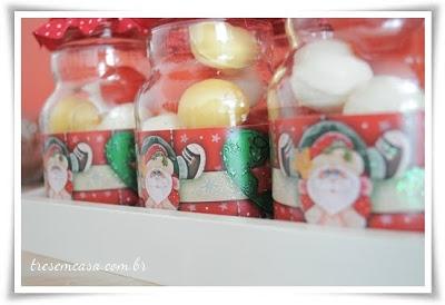 como fazer lembrancinhas natal