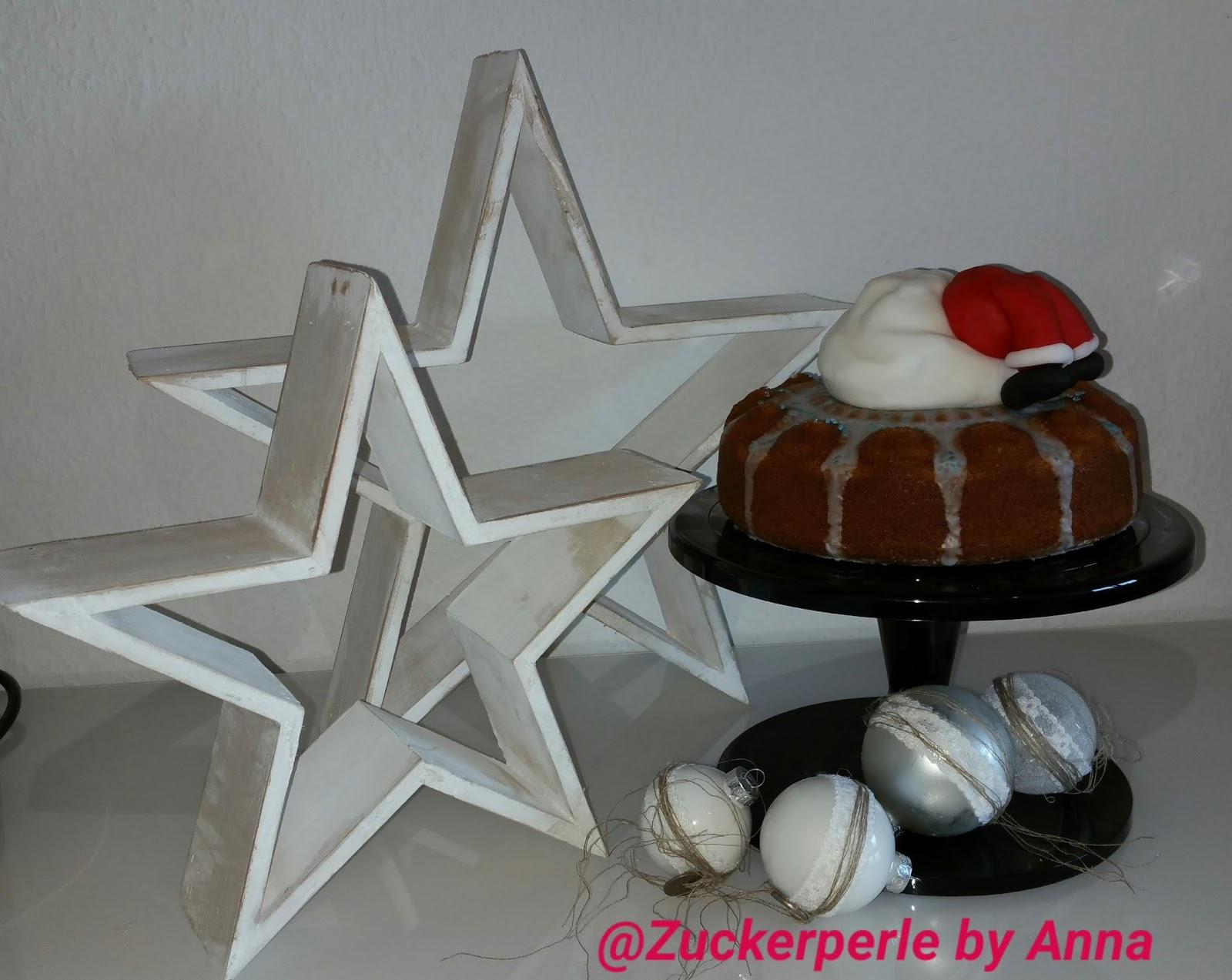 Zuckerperle Apfelmus Joghurt Kuchen