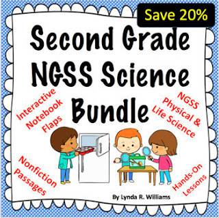 NGSS  2nd grade bundle