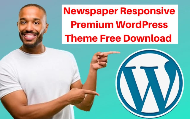 newspaper wordpress theme free download, free newspaper nulled download