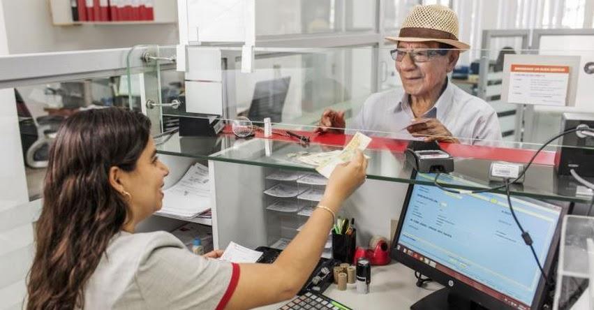 Banco de la Nación inicia hoy pago de pensiones de febrero [CRONOGRAMA]