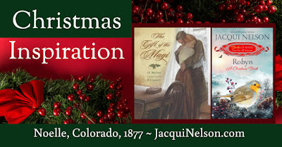 Christmas Inspiration in Noelle, Colorado, 1877