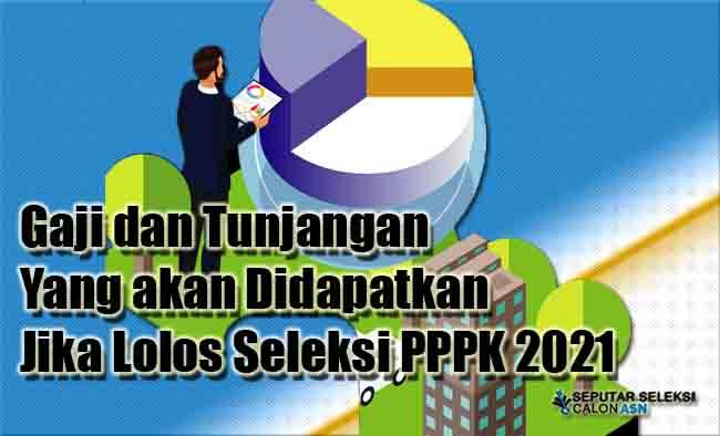 Gaji dan Tunjangan Yang akan Didapatkan Jika Lolos Seleksi PPPK 2021