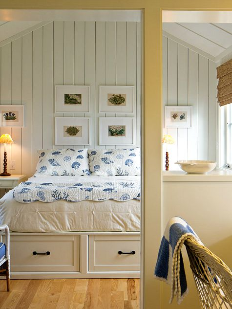 Seashell Print Bedding