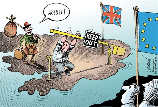 the need for britain to make its own independence economy away from europe The united kingdom of great britain and ireland  war of independence, and britain celebrated its defeat of napoleon  britain reach the zenith of its economic .