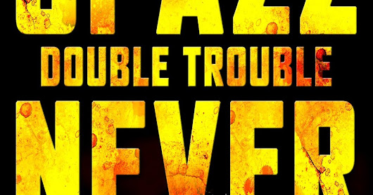 Recensione: Spazz-Never: Double Trouble (SN Vol. 2) di Nathan K. Raven