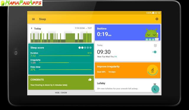 Sleep as Android Unlocked Apk MafiaPaidApps