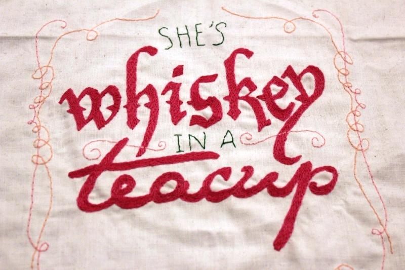 Stitched Teacups: März 2017
