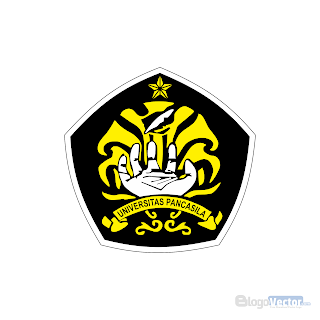 Universitas Pancasila Logo vector (.cdr)