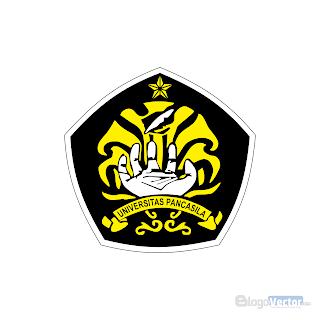 Universitas Pancasila Logo vector (.cdr)
