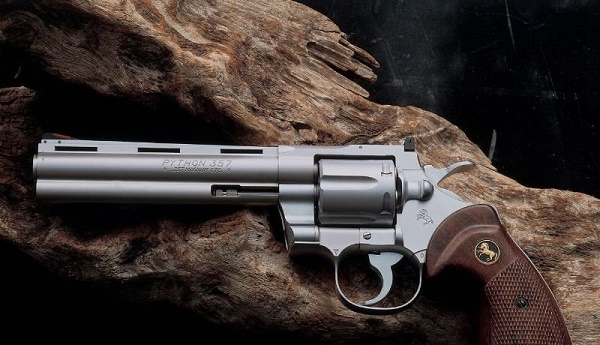 MOD Python .357 Magnum CT6