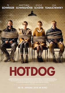 Download Hot Dog (2018) Dual Audio [Hindi+English] 380MB 480p BRRip