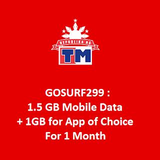 TM GOSGURF299