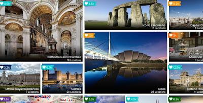 Escoge una buena plantilla para tu web de turismo