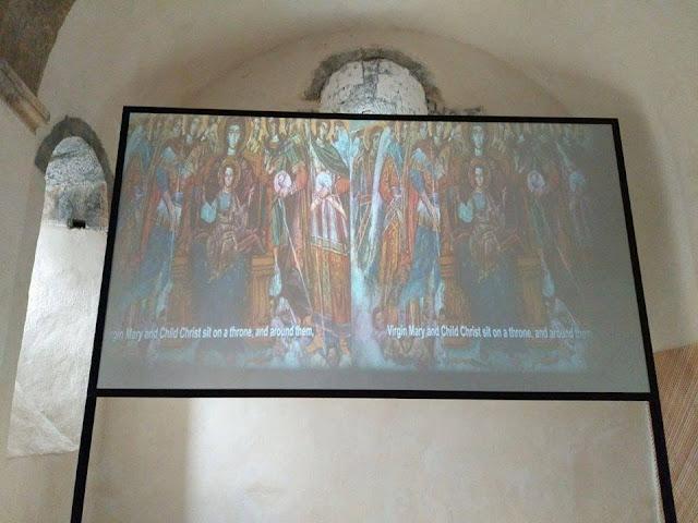 Πόλος έλξης των τουριστών το Παρεκκλήσι της Αγίας Βαρβάρας στον Πόντο