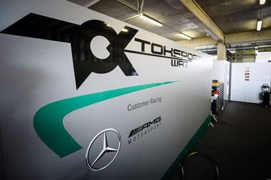 Toksport WRT debütiert im ADAC GT Masters mit Mercedes-AMG und starkem Fahrerduo