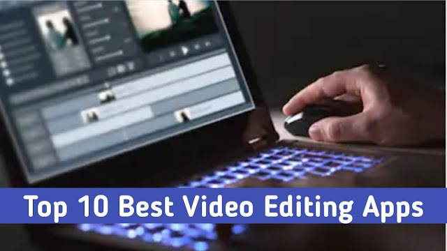 Top 10 - Best Video Editing Apps for Android Phone in Hindi