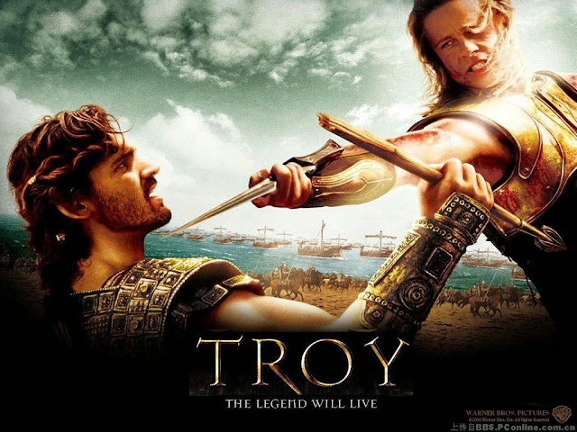 troy duel