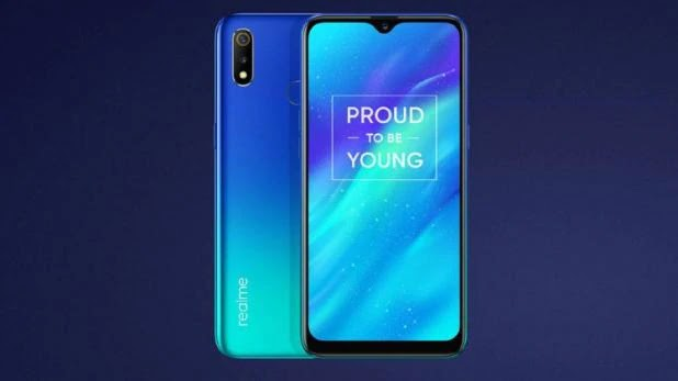 Realme 3 launched in India starting at Rs, 8,999