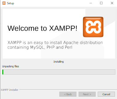Cara Install Xampp di Windows PC - Installation xampp