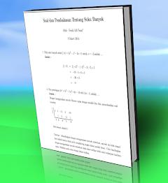 Pembahasan Soal-Soal Suku Banyak Format PDF