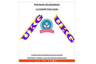 Download Buku Pedoman Uji Kompetensi Guru 2015