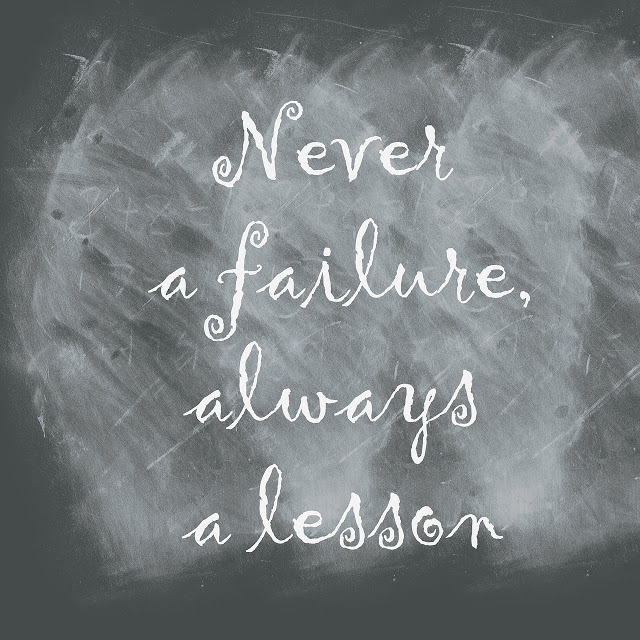 inspirational article about overcoming failure,