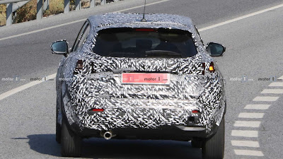 Spyshot All New Nissan Juke 2020