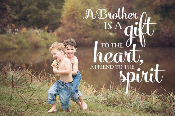 Funny caption for brother, Brother quotes for instagram