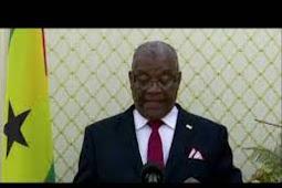 Inilah Pidato Presiden Sao Tome dan Principe, Evaristo Carvalho di Debat Umum PBB ke 75