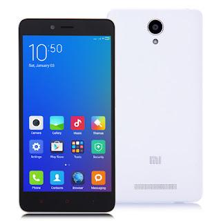 Harga Spesifikasi Xiaomi Redmi Note 2 Prime