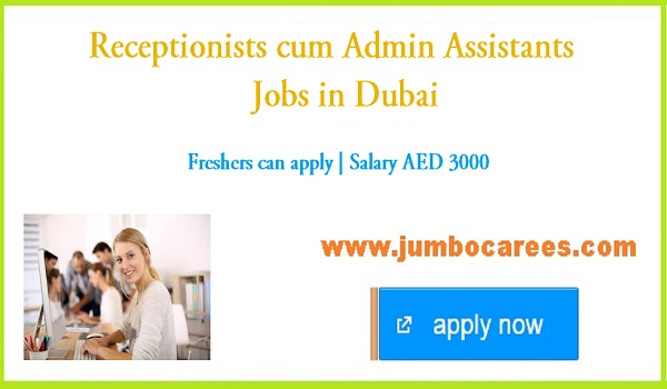 Dubai jobs with salary, Available job vacancies in Dubai,