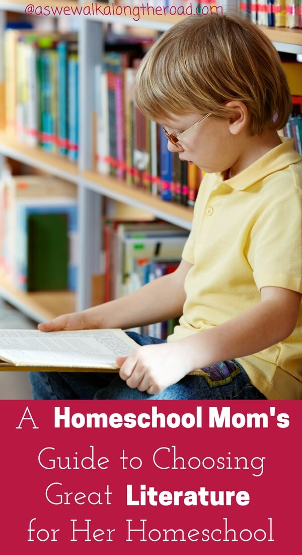 How to find living books for your homeschool