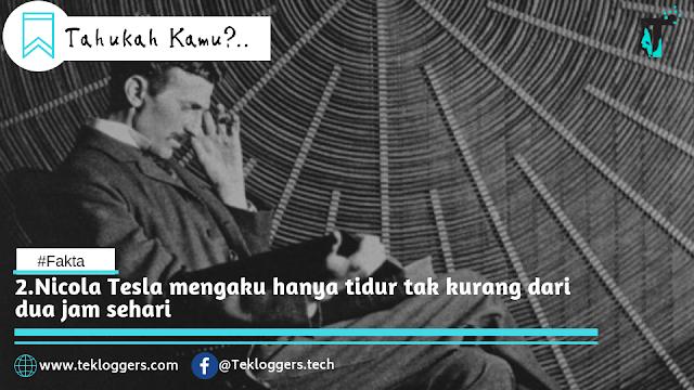 Fakta Menarik Mengenai Nicola Tesla