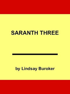 Saranthe Three by Lindsay Buroker
