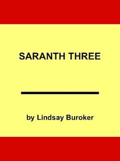 Saranthe Three by Lindsay Buroker