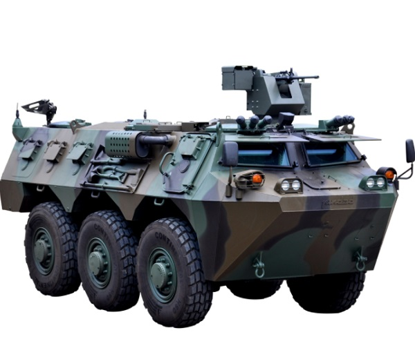 Anoa 6x6 APC Amoure Personel Carrier