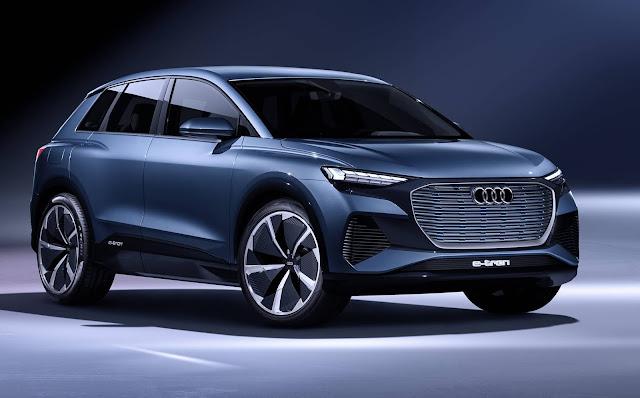 Novo Audi Q4 E-Tron