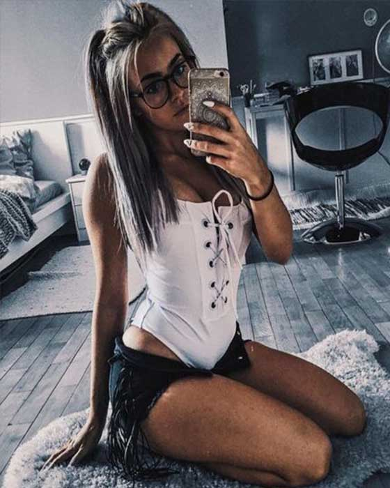 Poses lindas para conseguir likes en instagram