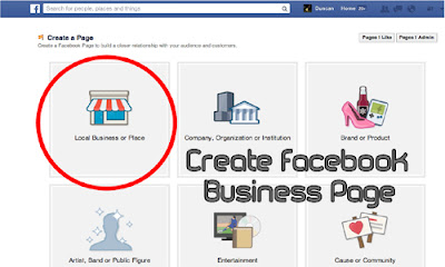 How Do Someone Create Facebook Business Page