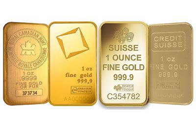 Gold Bullion Dealers